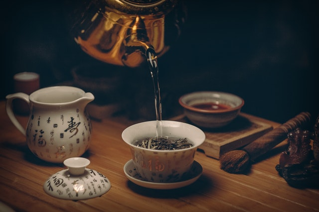 uses for green tea